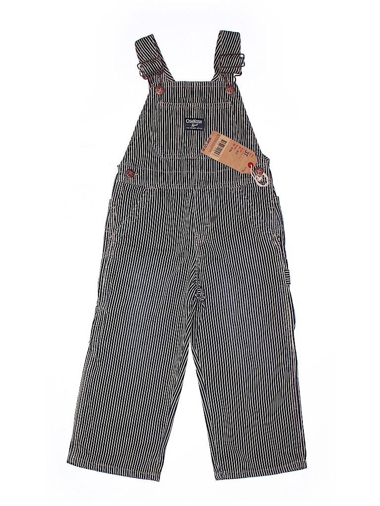 OshKosh B'gosh Boys Overalls Size 3