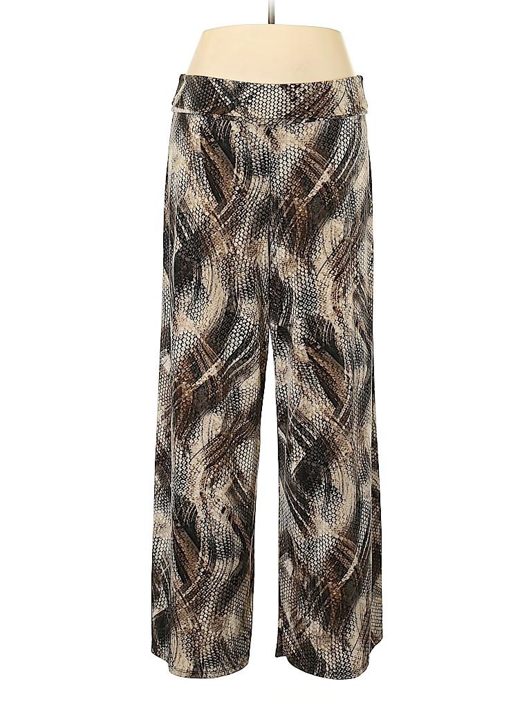 New Directions Women Dress Pants Size XL