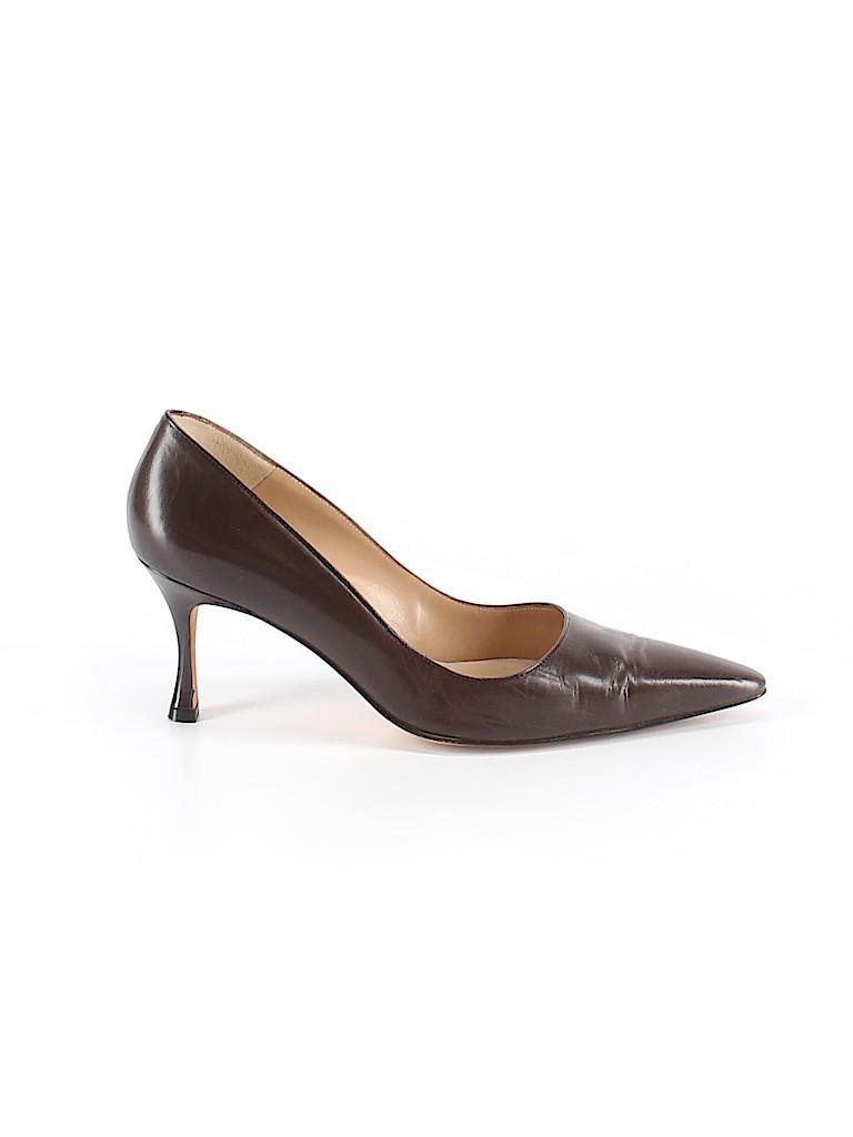 Manolo Blahnik Women Heels Size 39.5 (EU)