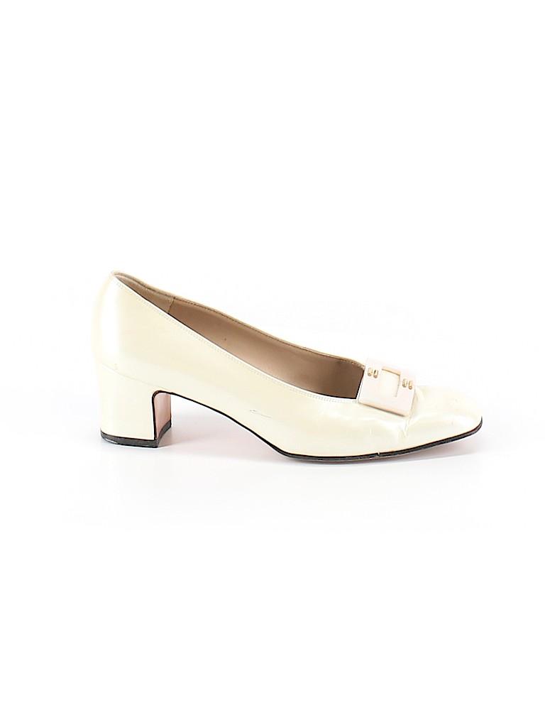 Salvatore Ferragamo Women Heels Size 5 1/2