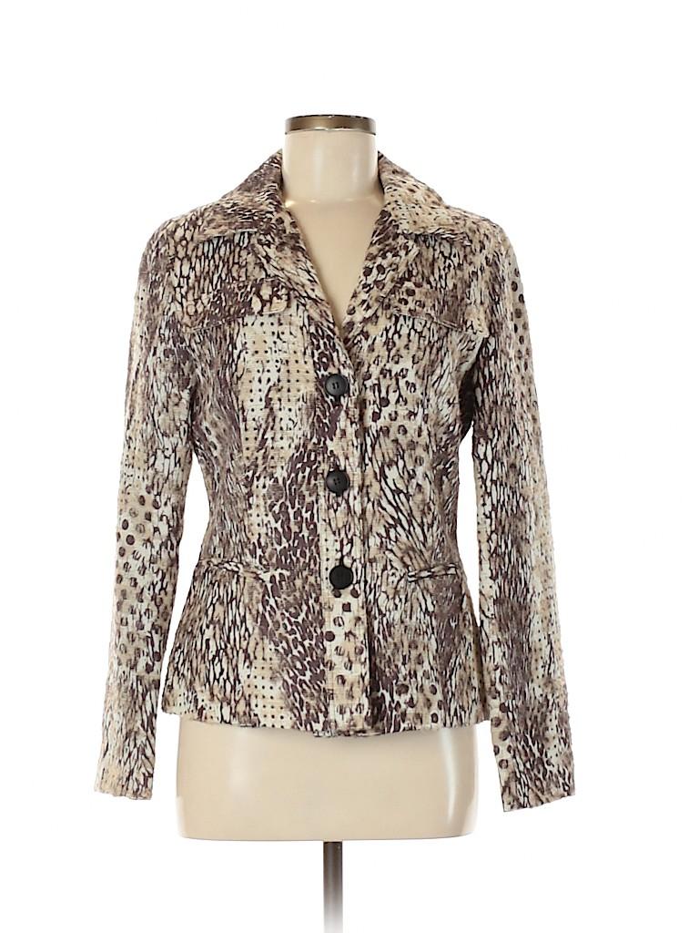 Lafayette 148 New York Women Wool Blazer Size 6