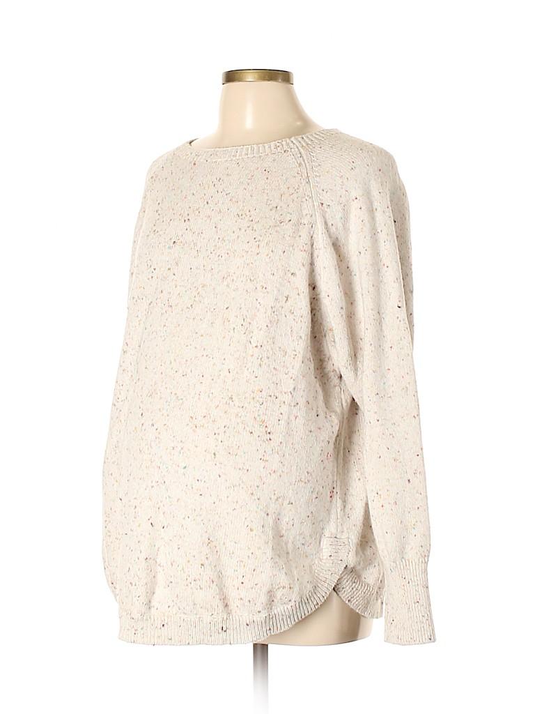 Ann Taylor LOFT Women Pullover Sweater Size XL (Maternity)