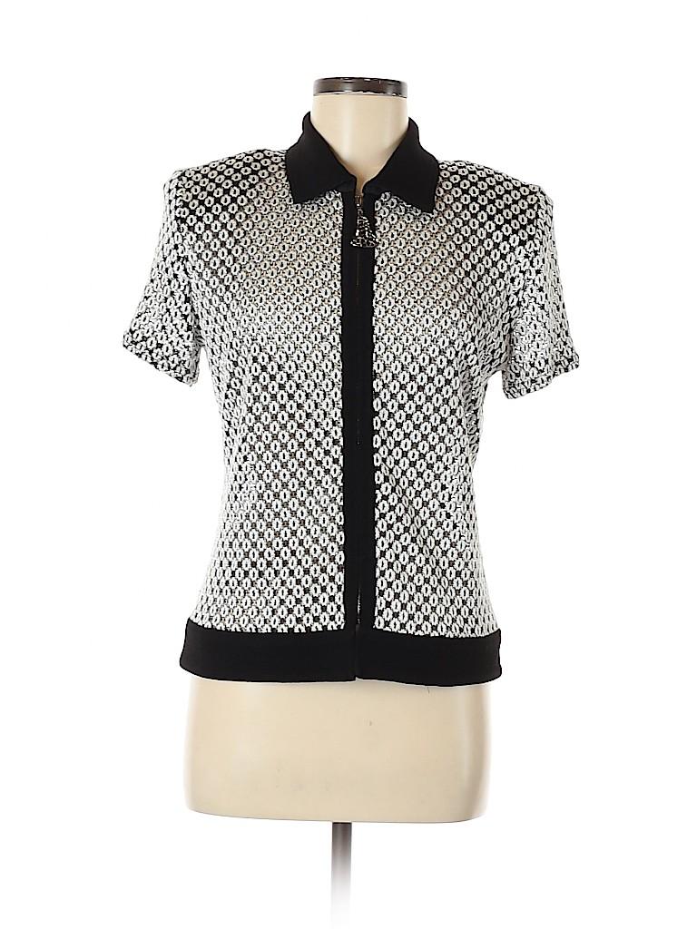Joseph Ribkoff Women Short Sleeve Top Size 6