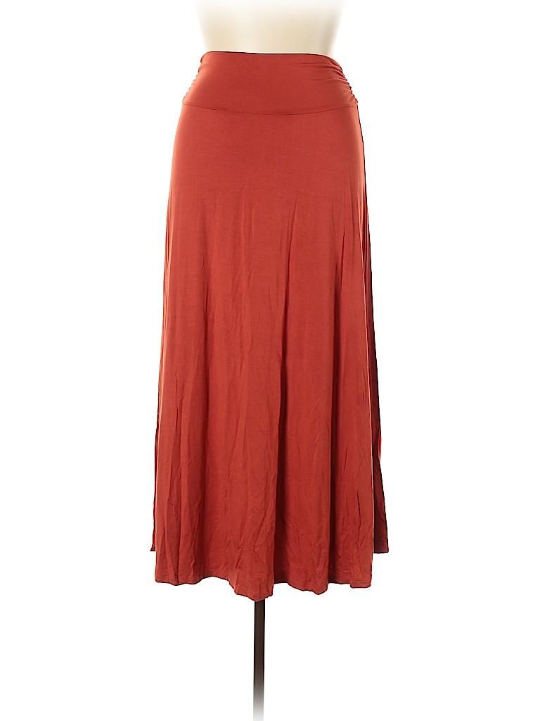 Bobeau Women Casual Skirt Size XL