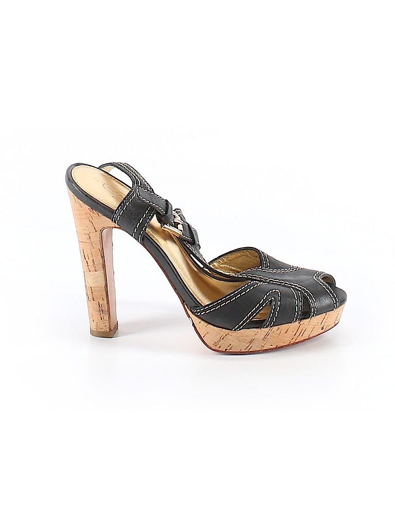Coach Women Heels Size 7