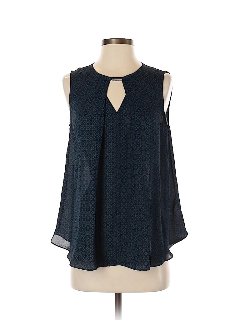 Laundry by Shelli Segal Women Sleeveless Blouse Size 2