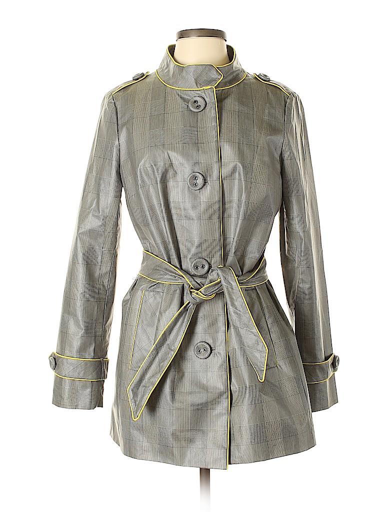 Carlisle Women Trenchcoat Size 10