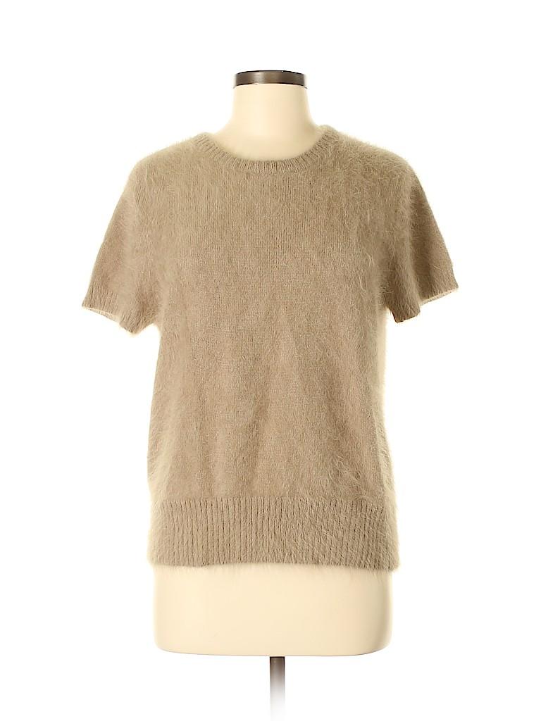 Nicole Miller Artelier Women Wool Pullover Sweater Size L
