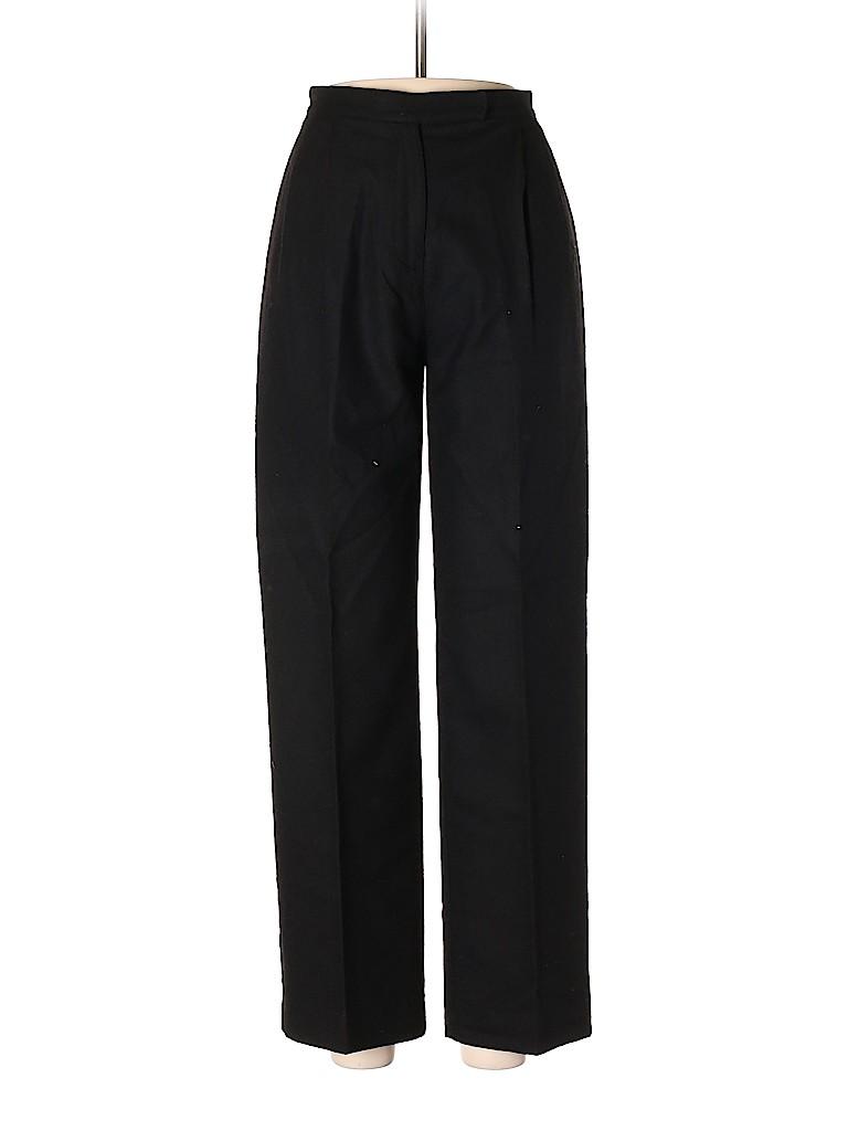 Liz Claiborne Women Wool Pants Size 4 (Petite)