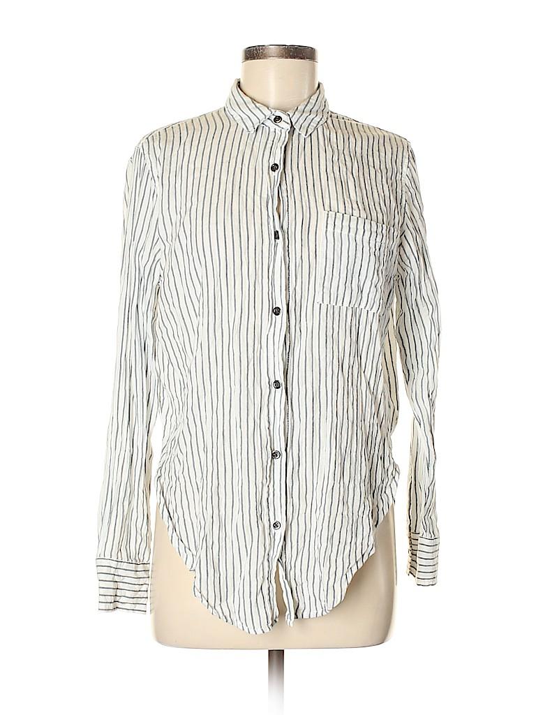 Universal Thread Women Long Sleeve Blouse Size S