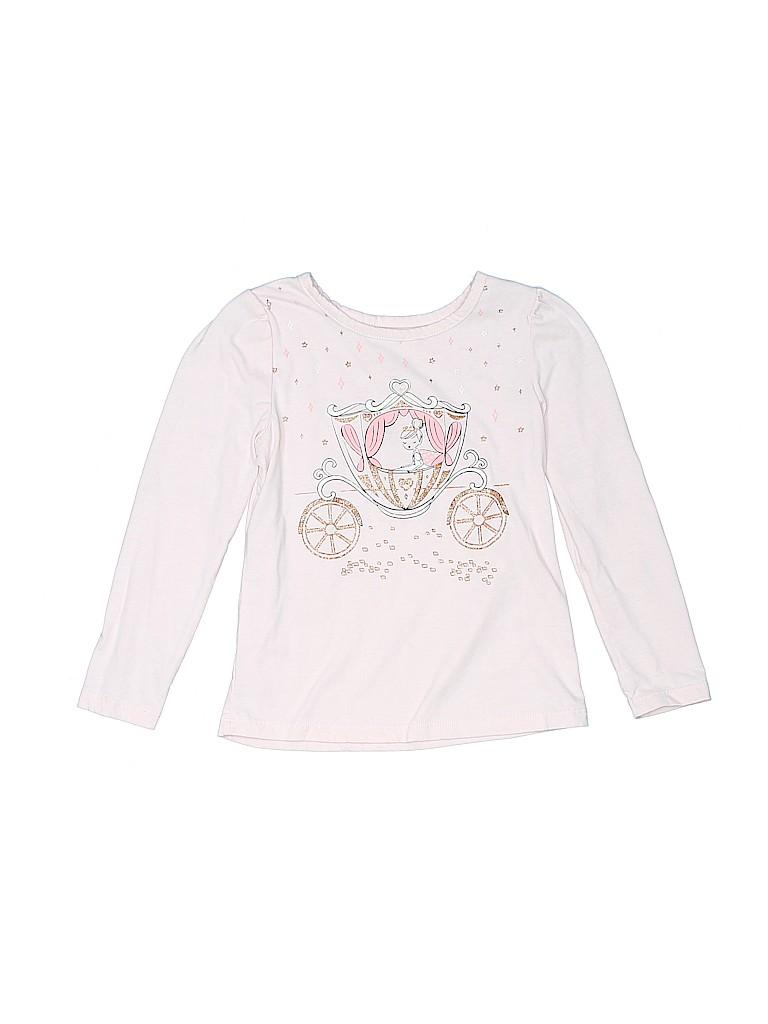 Epic Threads Girls Long Sleeve T-Shirt Size 5