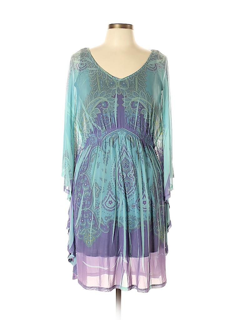 One World Women Casual Dress Size L
