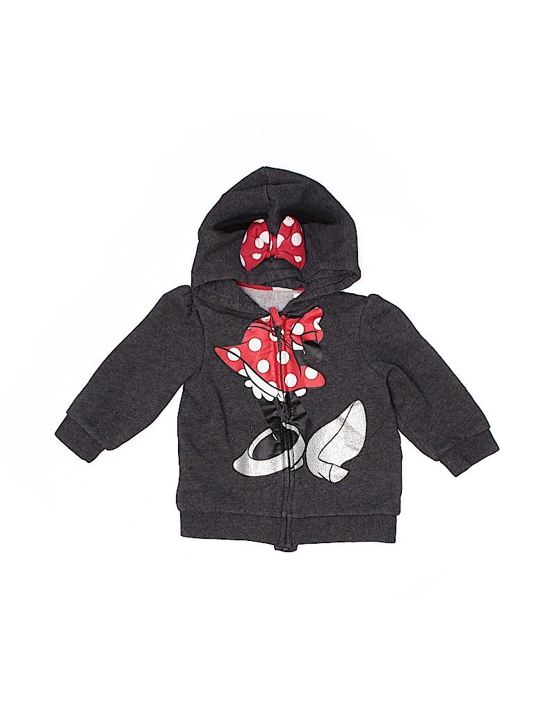 H&M Girls Zip Up Hoodie Size 9-12 mo