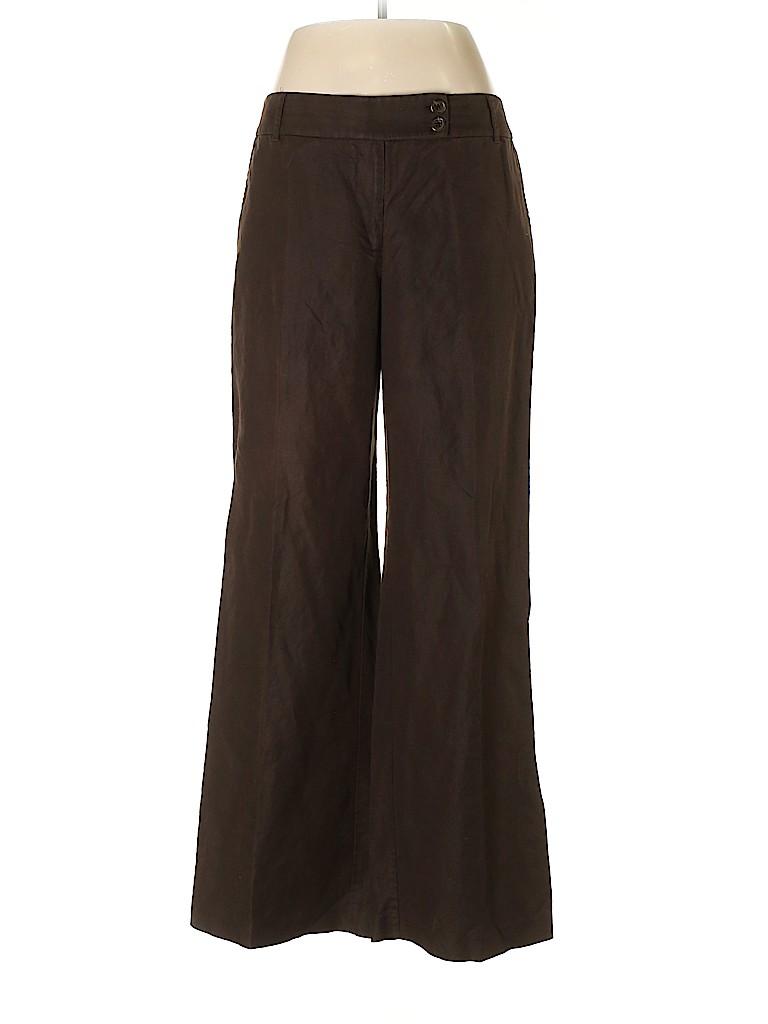 Liz Claiborne Women Linen Pants Size 12