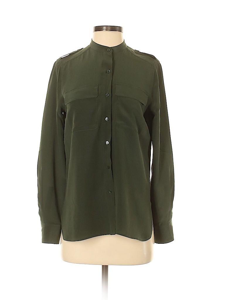 Unbranded Women Long Sleeve Blouse Size XS