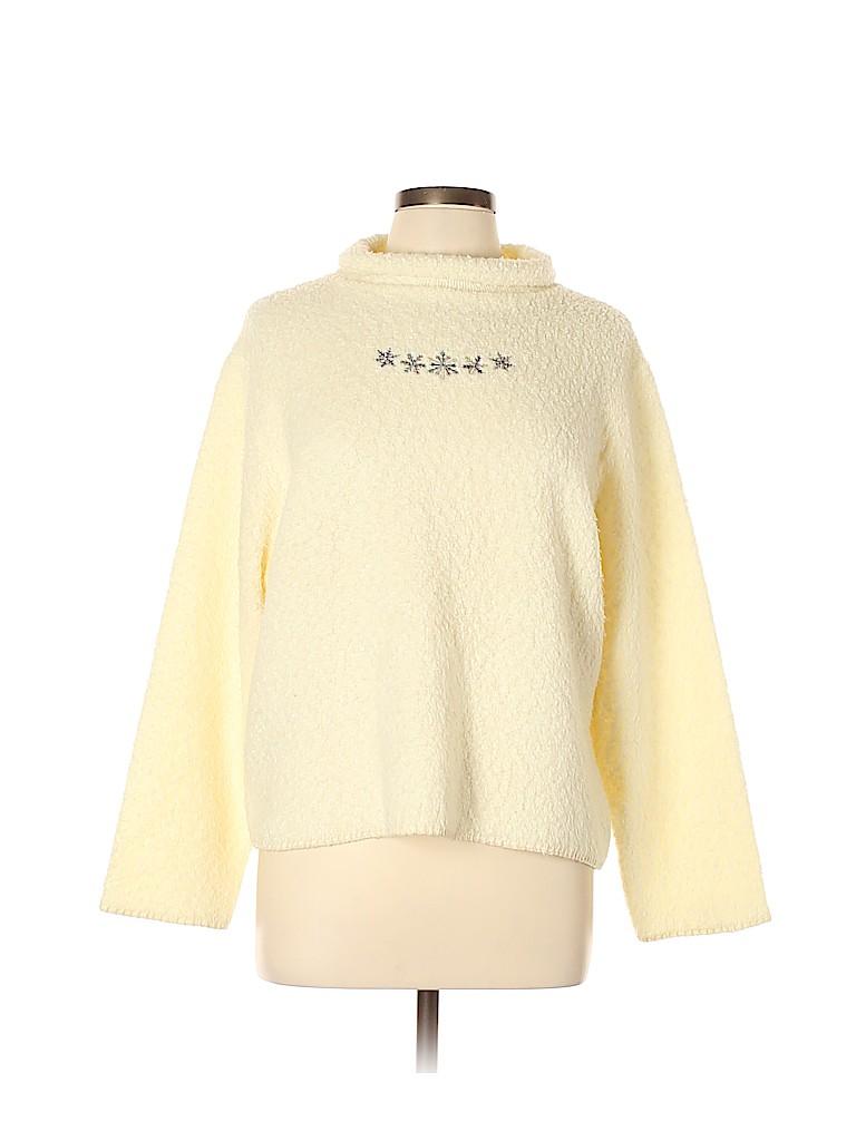 Artisans Women Pullover Sweater Size L