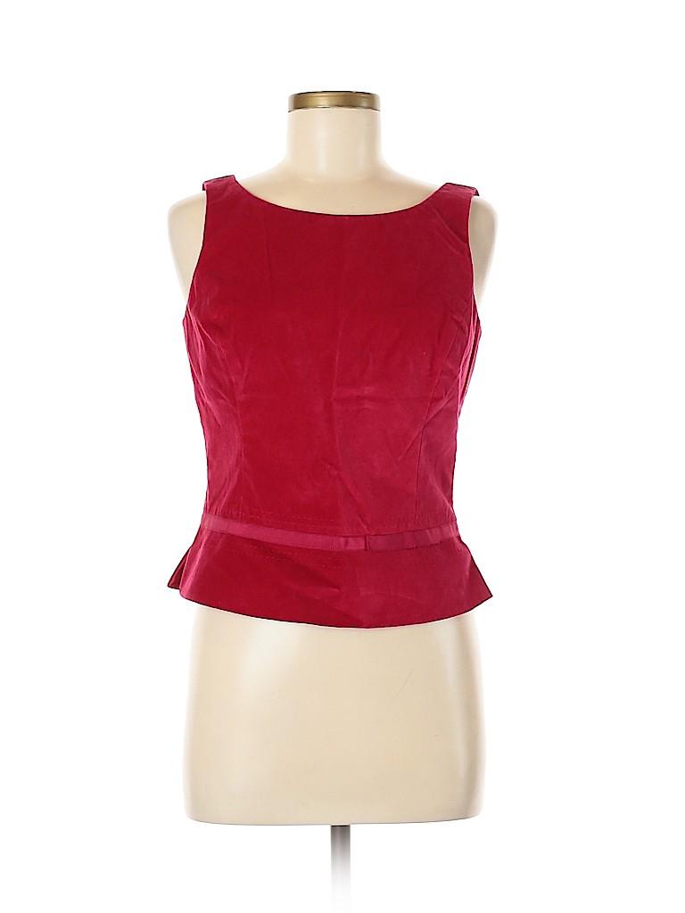 Etcetera Women Sleeveless Blouse Size 8