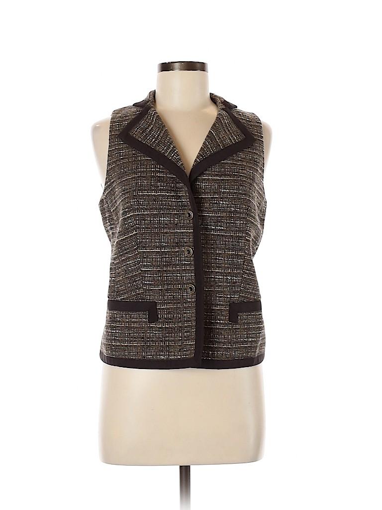 Carolina Herrera Women Wool Blazer Size 8