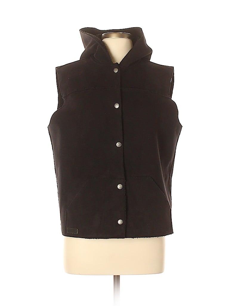 Lauren by Ralph Lauren Women Vest Size L (Petite)