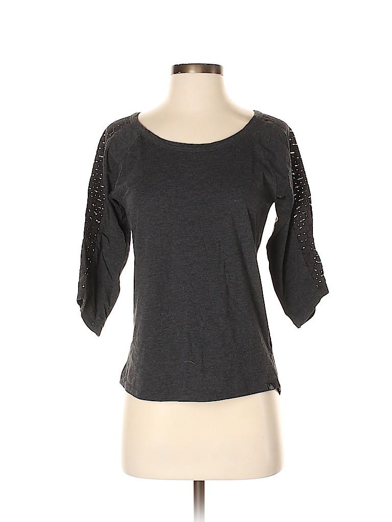 PrAna Women 3/4 Sleeve Blouse Size S