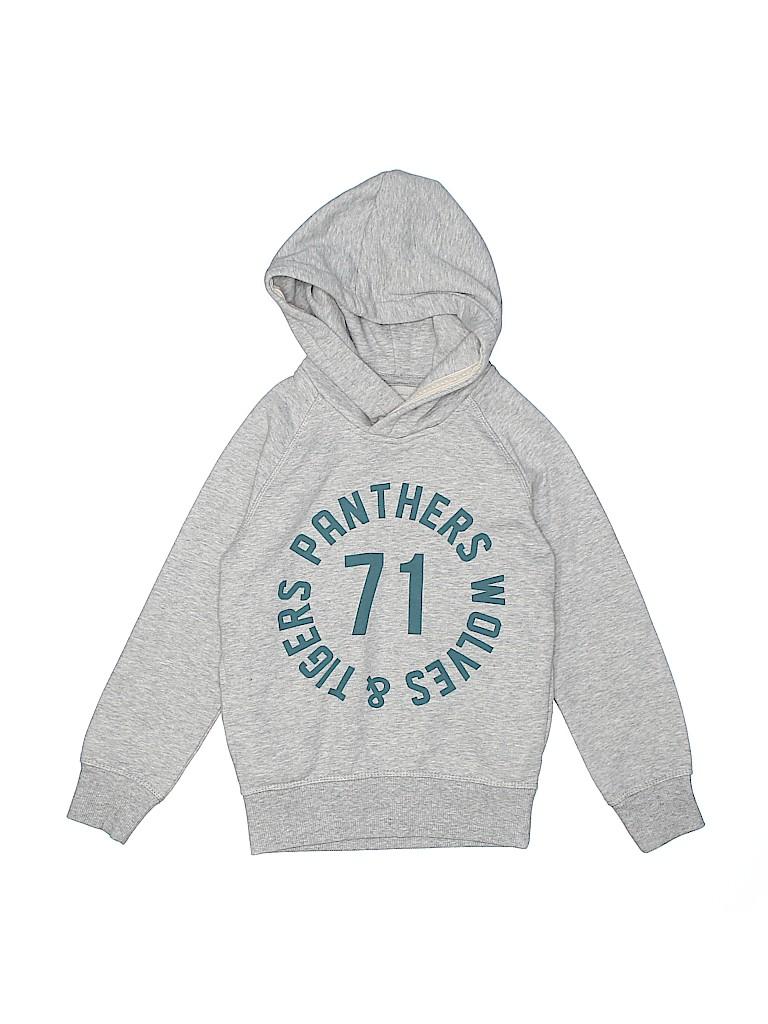 Zara Boys Pullover Hoodie Size 5/6