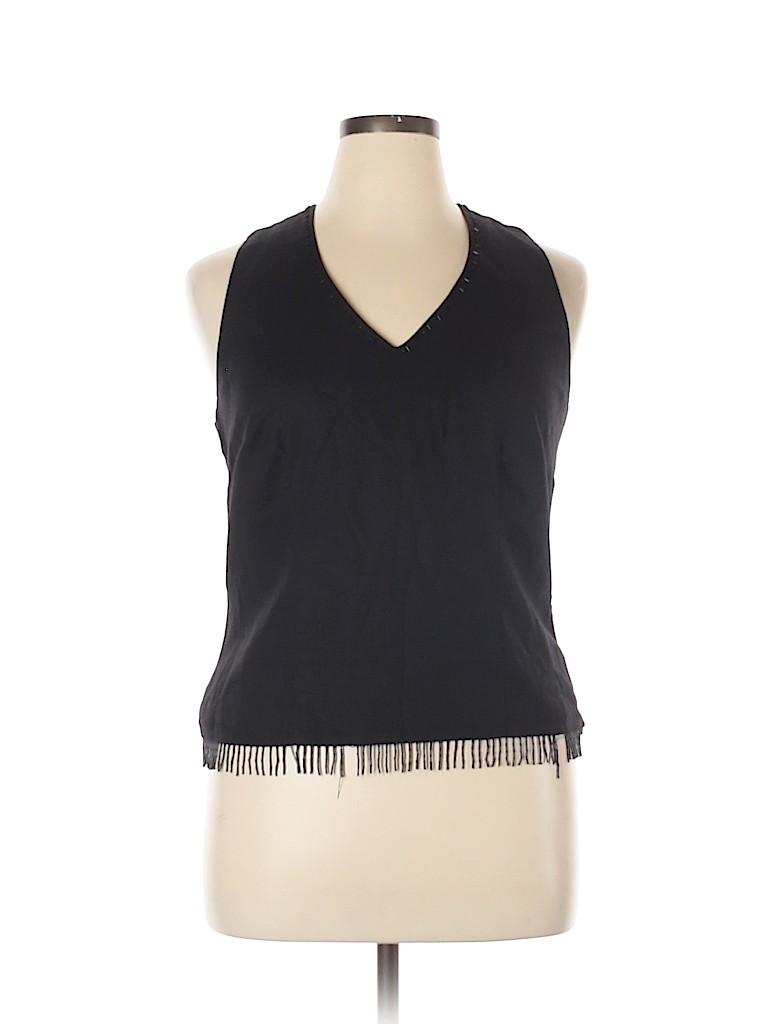 DressBarn Women Sleeveless Blouse Size 16