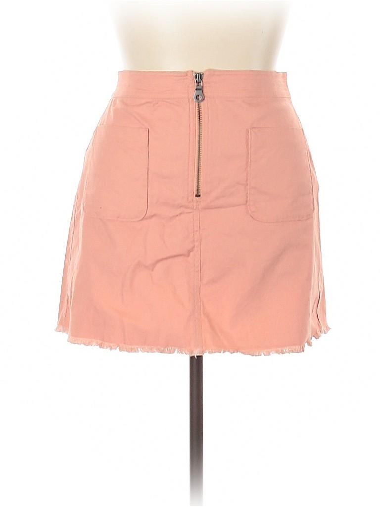 Madewell Women Denim Skirt Size 14