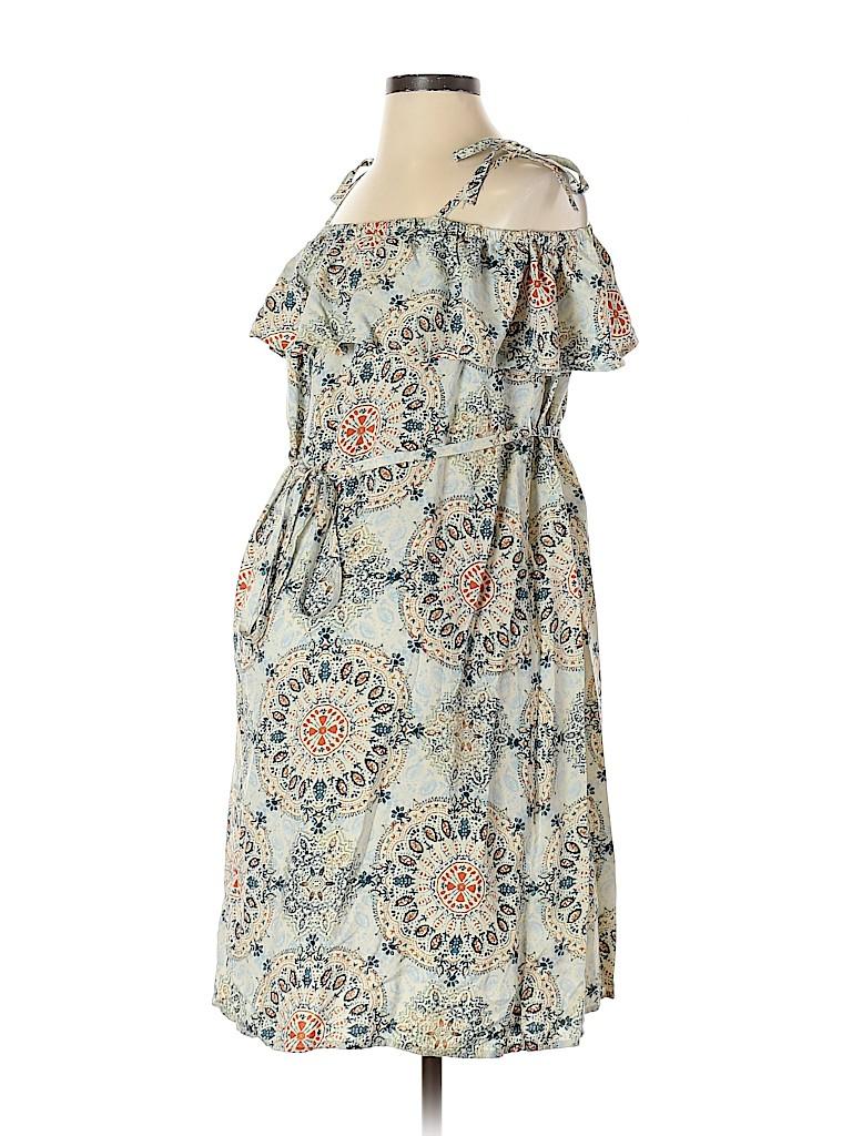 A:glow Women Casual Dress Size M (Maternity)