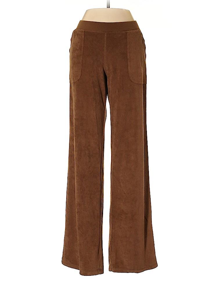 MICHAEL Michael Kors Women Fleece Pants Size S