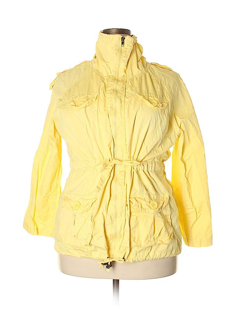 Last Kiss Women Jacket Size 3X (Plus)