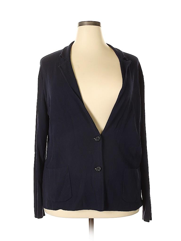 Jones New York Collection Women Cardigan Size 1X (Plus)