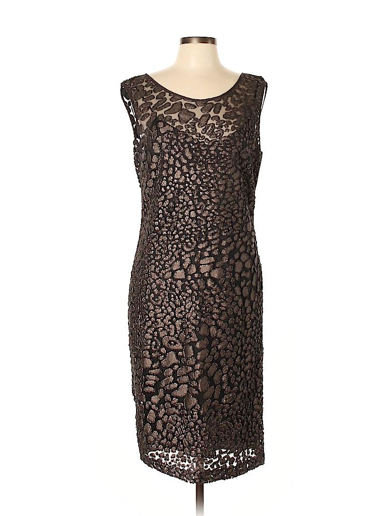 Max Mara Women Cocktail Dress Size 48 (IT)