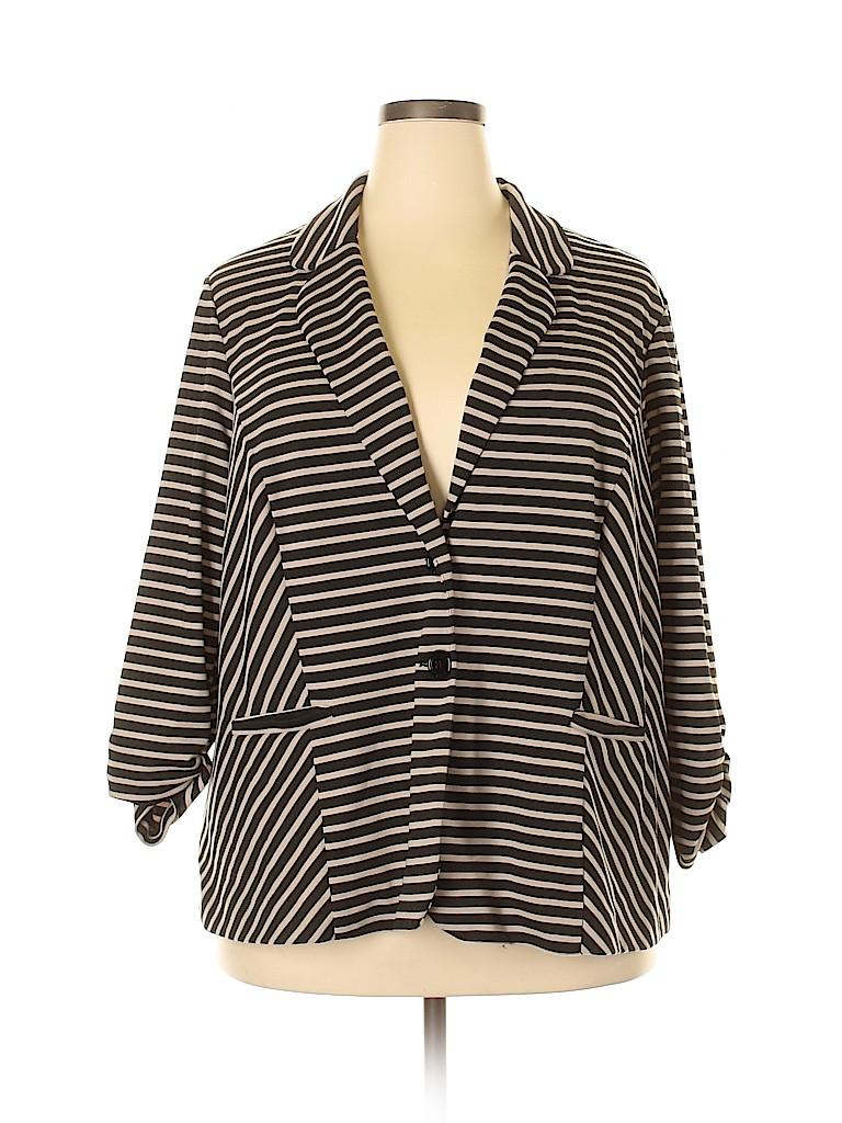 Avenue Women Blazer Size 30 (Plus)