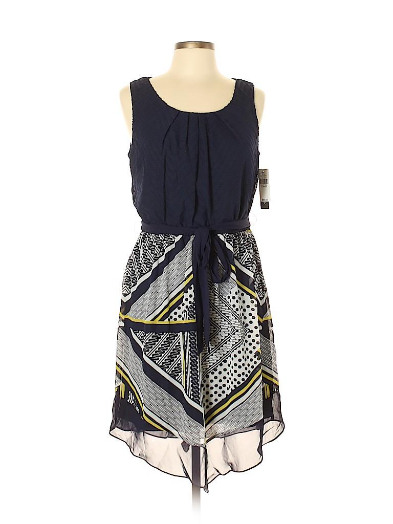 AB Studio Women Casual Dress Size L