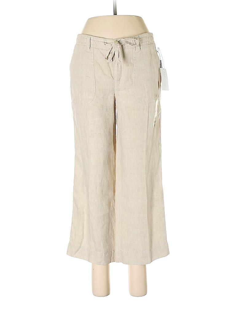 Liz Claiborne Women Linen Pants Size 8