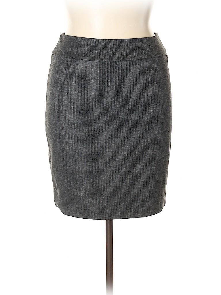 Halogen Women Casual Skirt Size 14