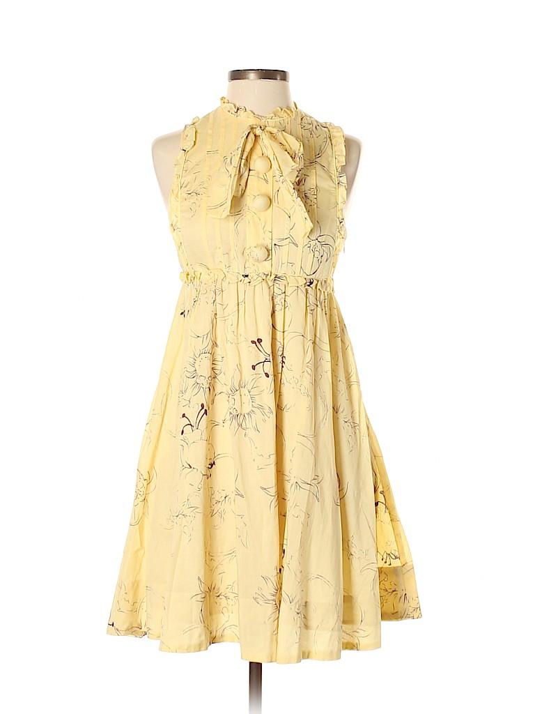 SAMANTHA TREACY Women Casual Dress Size 2