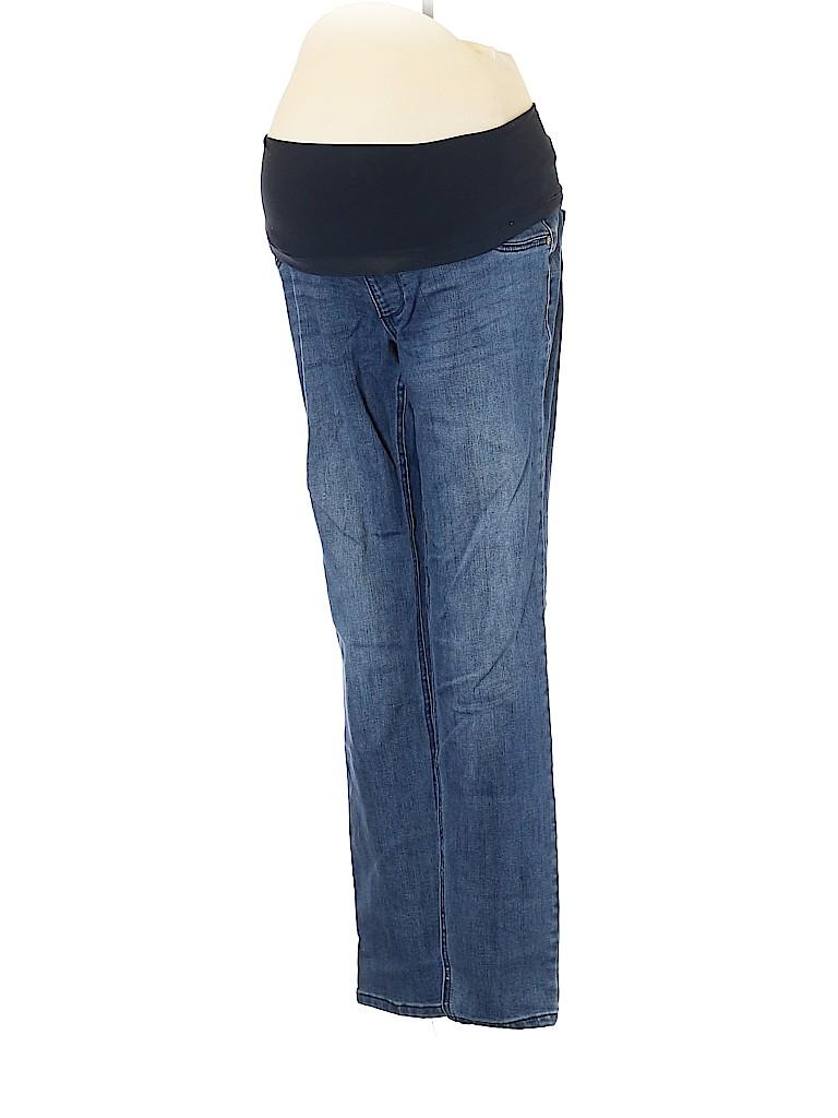 Indigo Blue Women Jeans 27 Waist (Maternity)