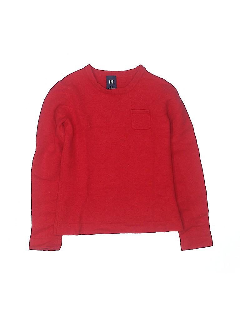 Gap Girls Wool Pullover Sweater Size X-Small (Kids)