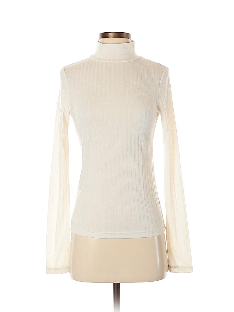 Topshop Women Turtleneck Sweater Size 4