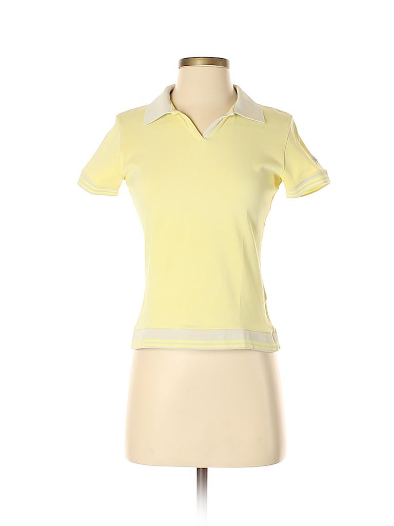 Bogner Women Short Sleeve Polo Size 36 (EU)