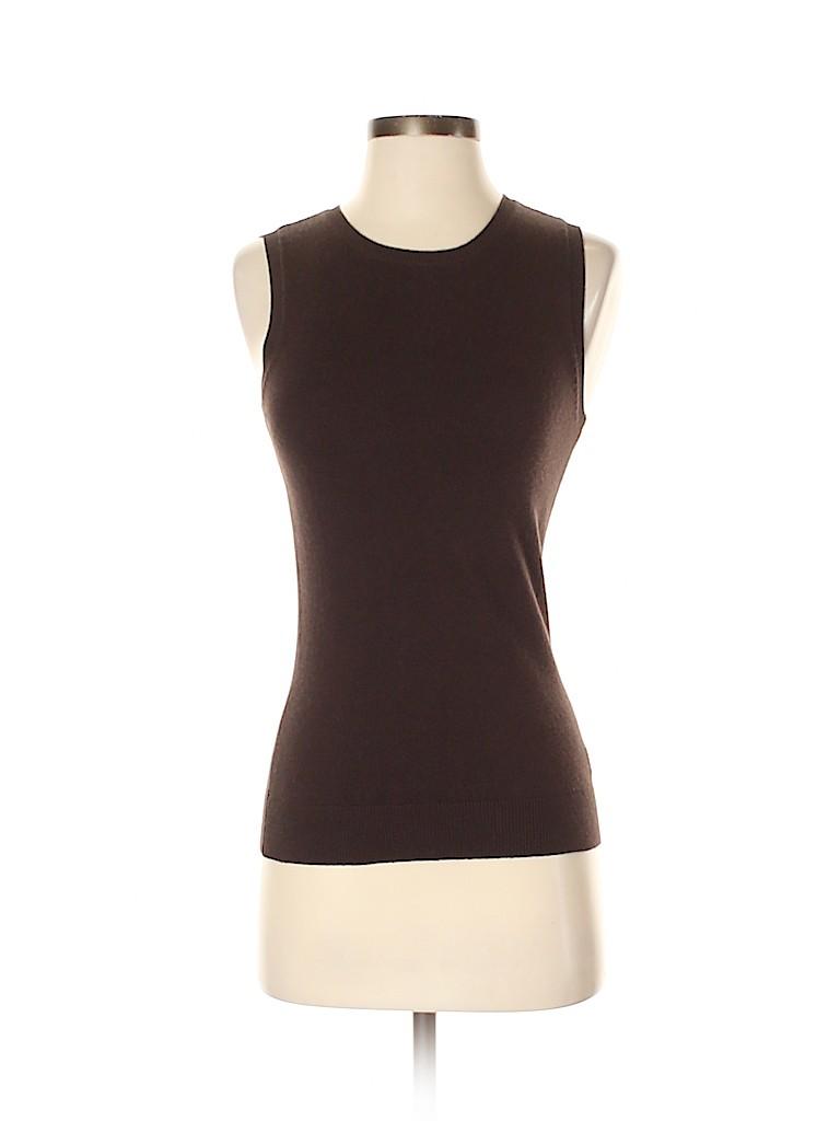 MICHAEL Michael Kors Women Silk Pullover Sweater Size S