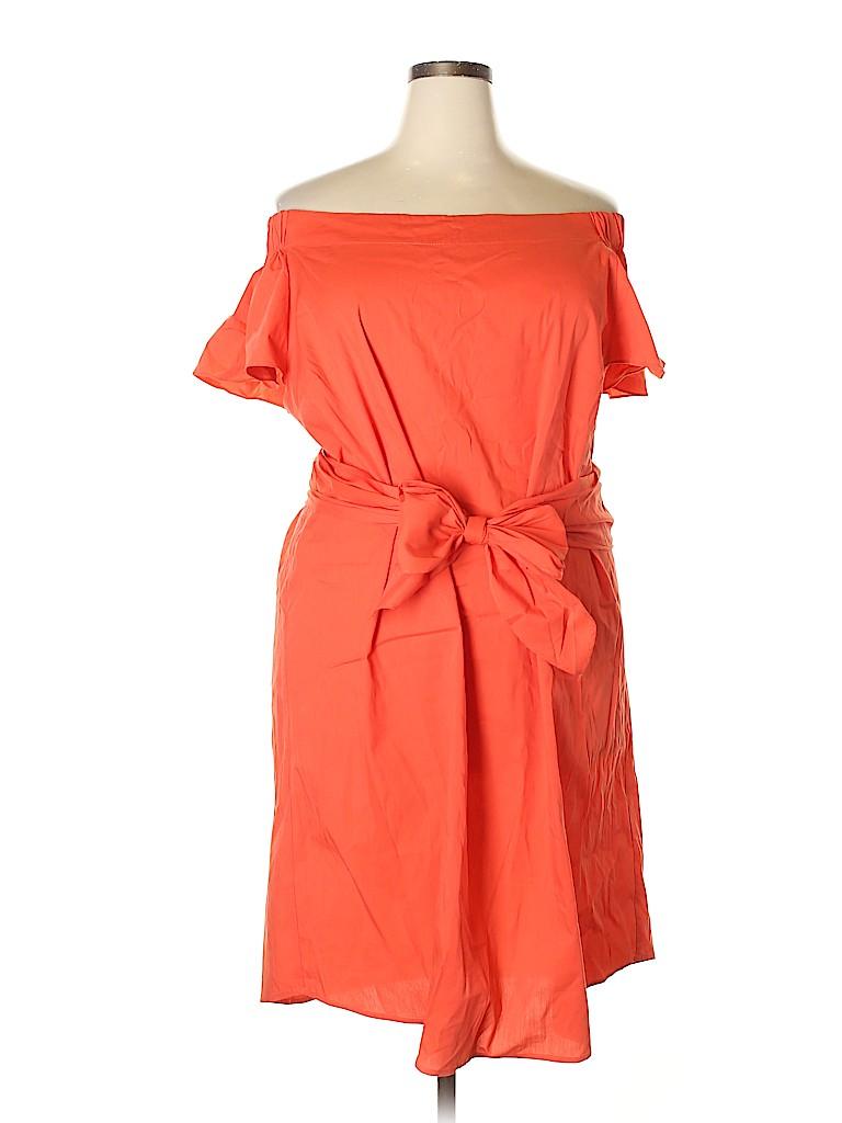 ELOQUII Women Casual Dress Size 20 (Plus)