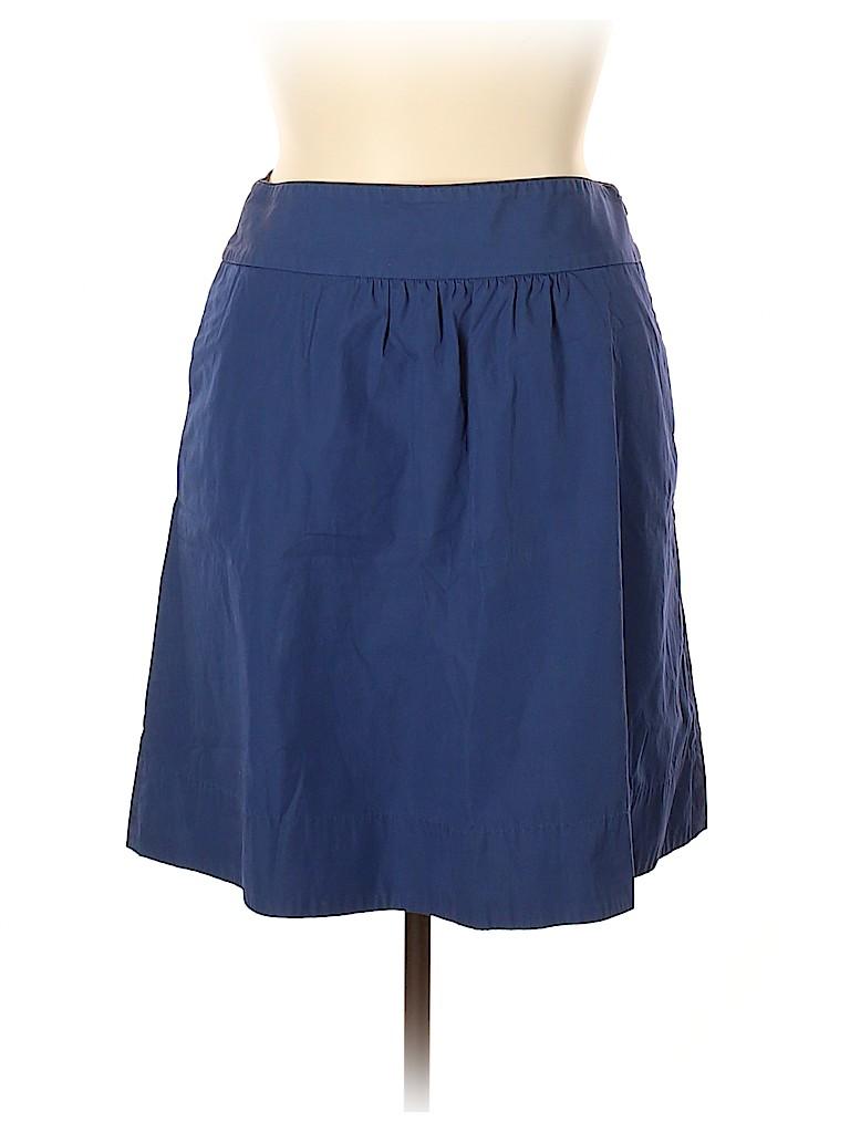 J. Crew Women Casual Skirt Size 14