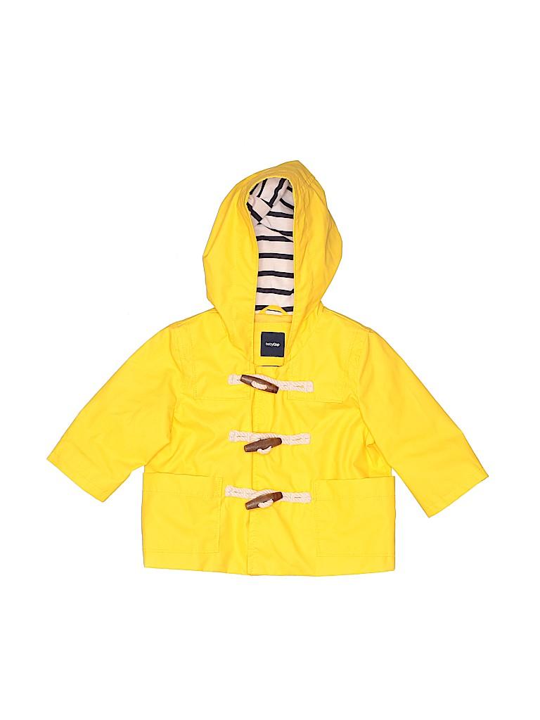 Baby Gap Boys Raincoat Size 3-6 mo