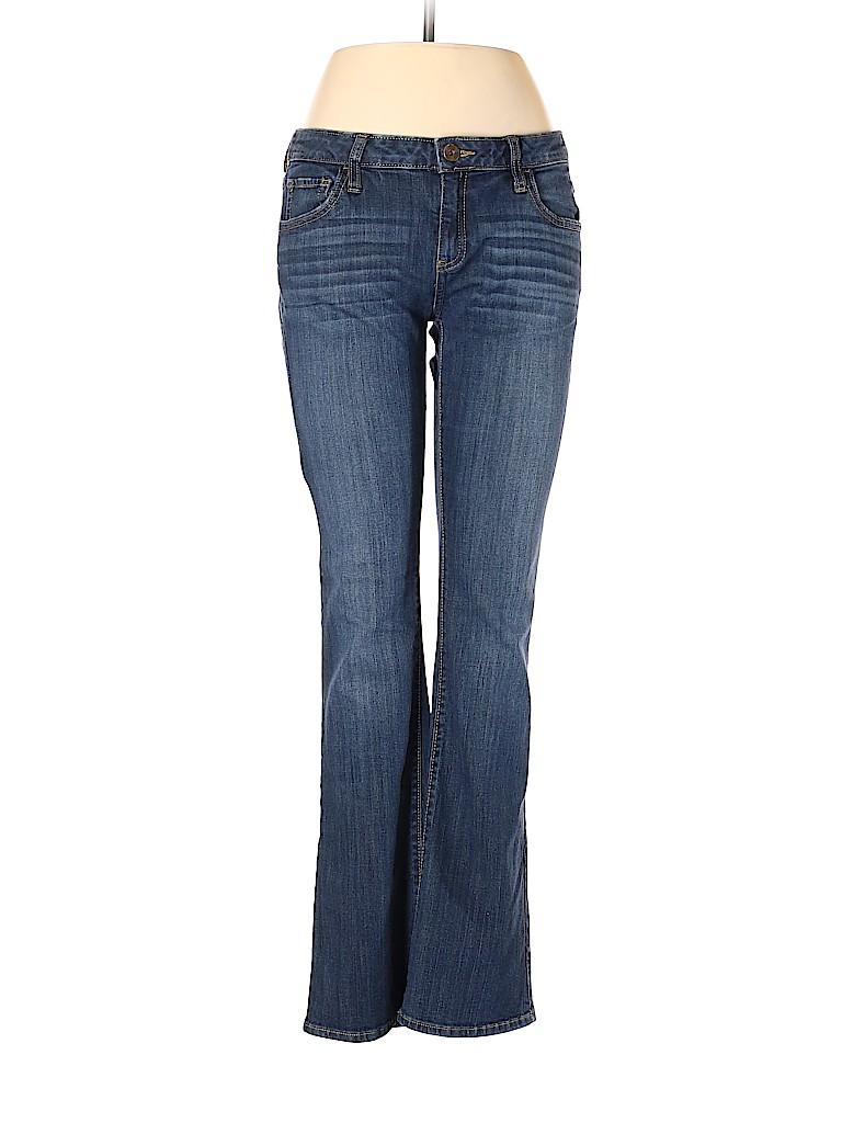 Simply Vera Vera Wang Women Jeans Size 8