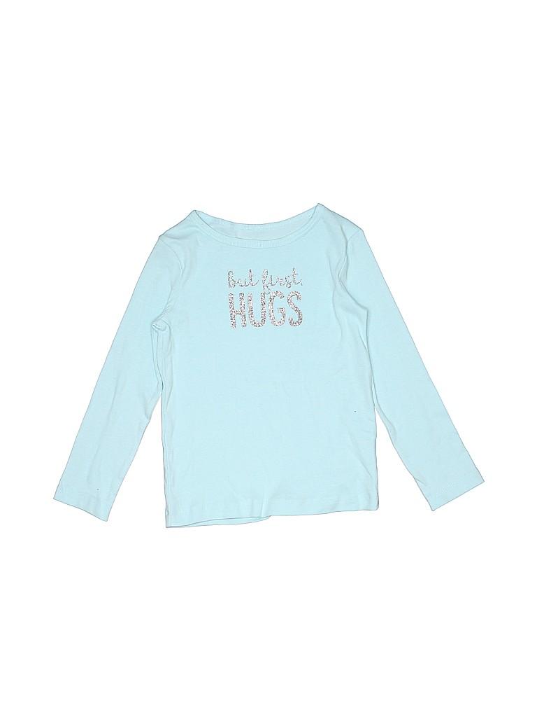 Carter's Girls Long Sleeve T-Shirt Size 4T