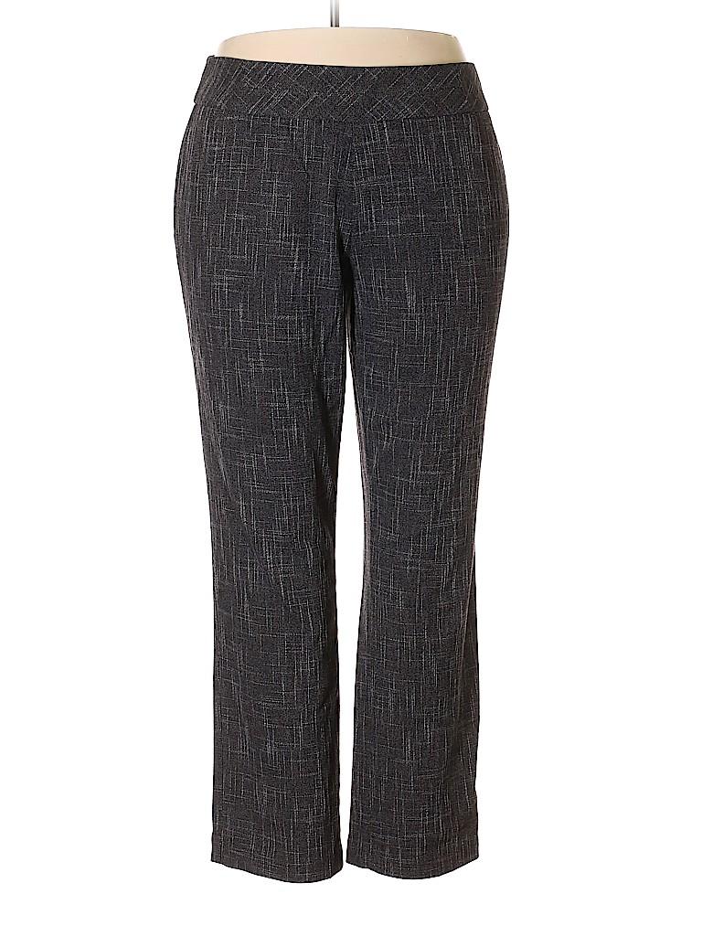 Investments II Women Dress Pants Size 18 (Plus)