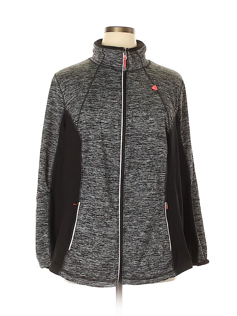 Avenue Women Track Jacket Size 22 - 24 Plus (Plus)