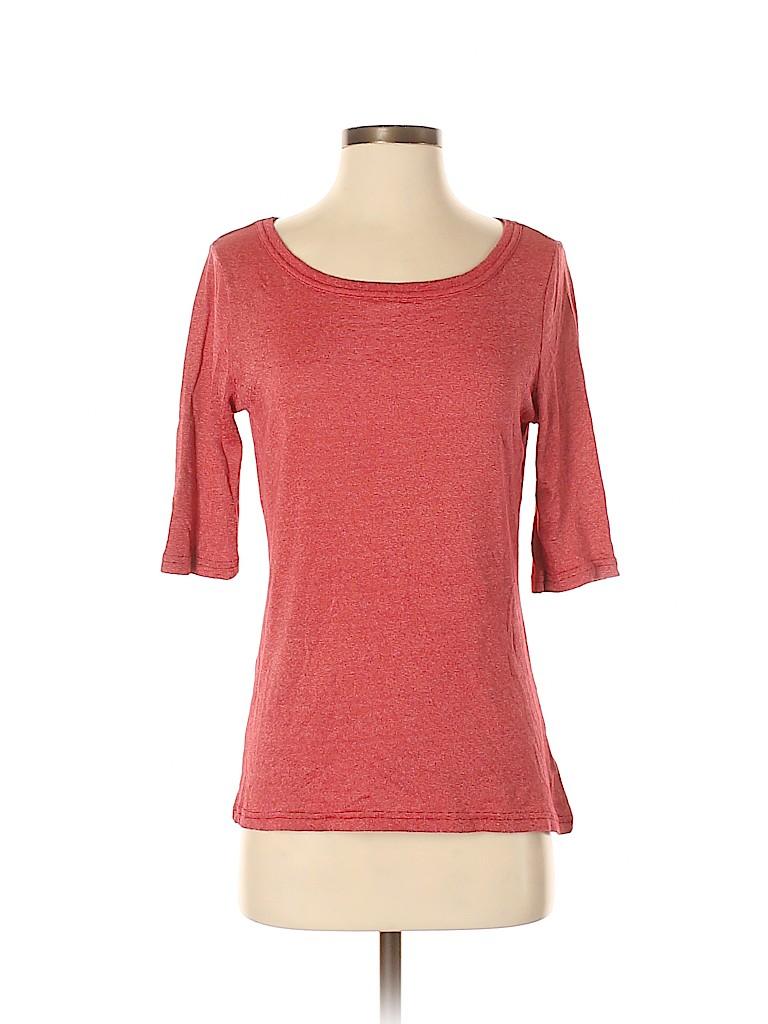 Michael Stars Women 3/4 Sleeve Top One Size